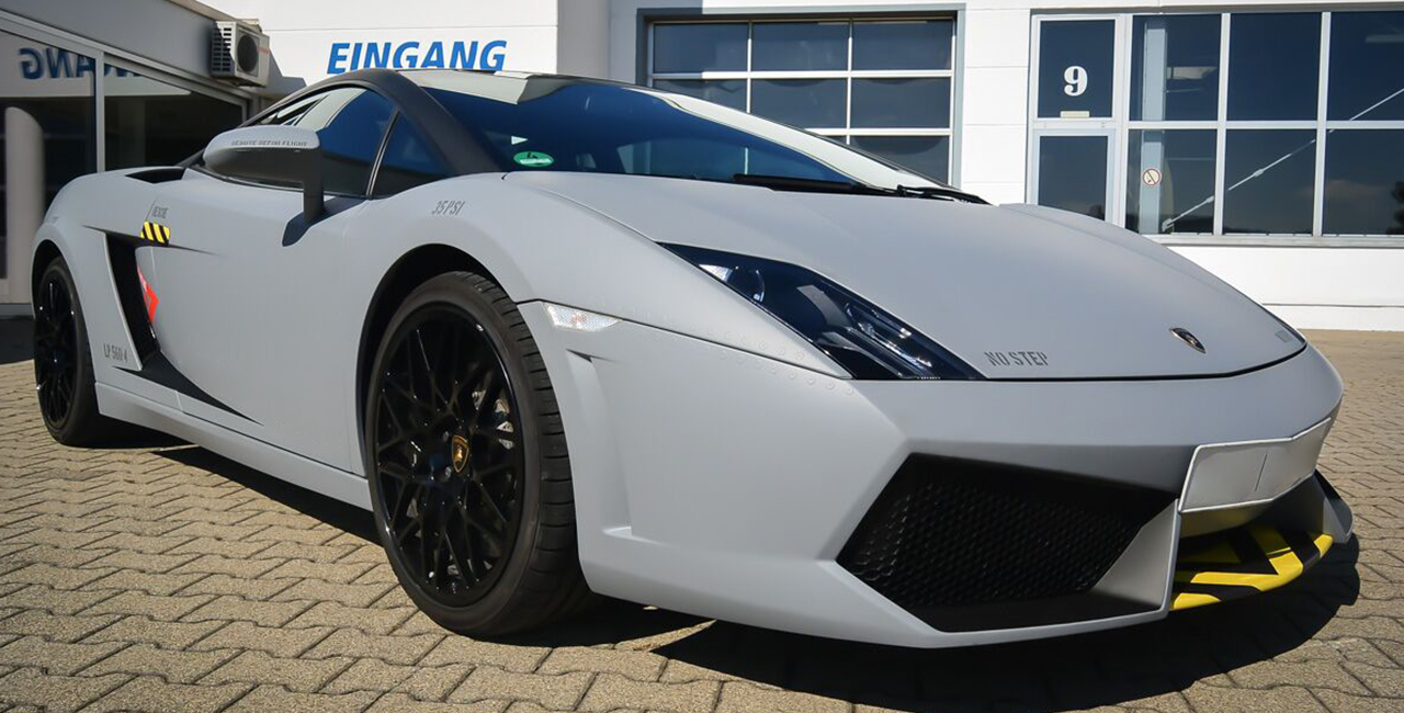 20 Min. Lamborghini LP560 selber fahren in Bad Dürrheim